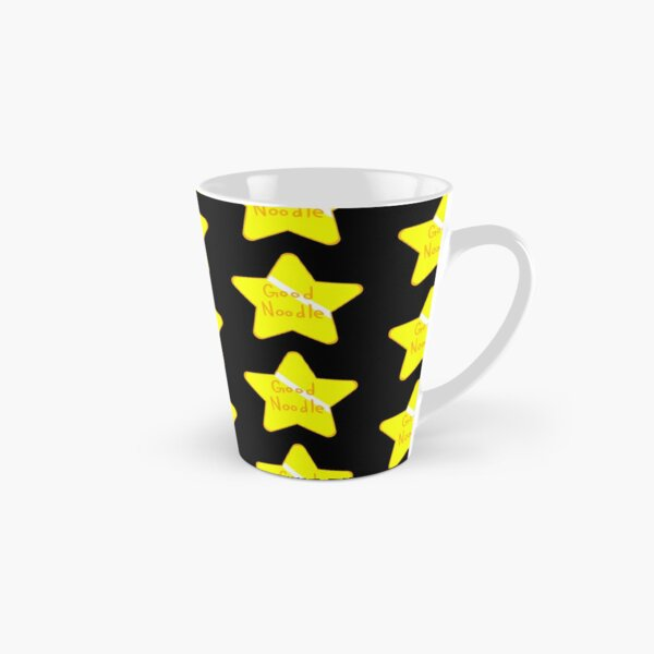 1 Big Good Noodle Award Star Spongebob  Tall Mug
