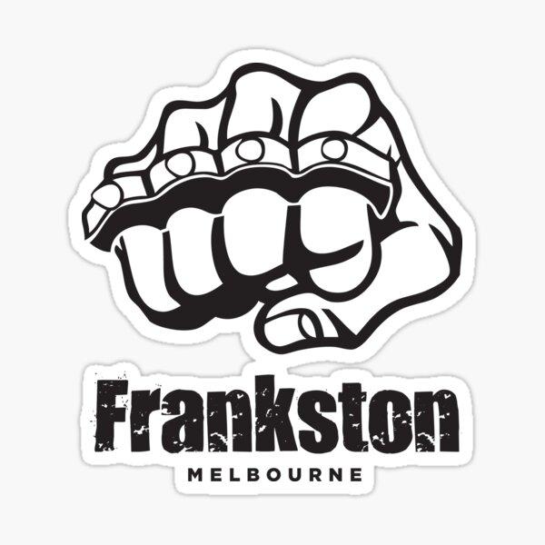 Frankston Melbourne Sticker