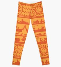 Lion king Ugly Sweater Leggings