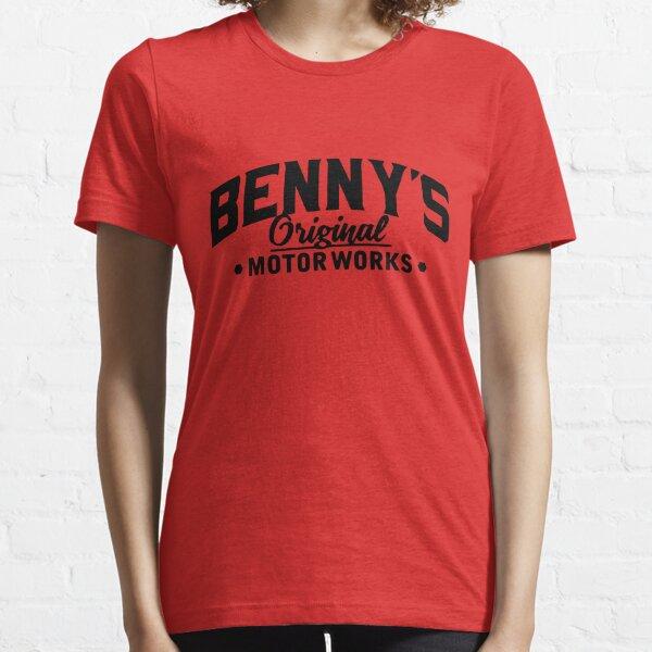 Benny's Original Motor Works Essential T-Shirt