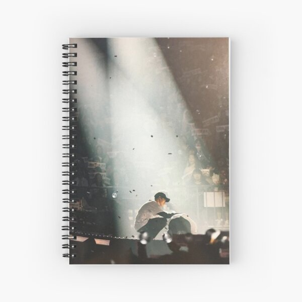 BTS Yoonmin HYYH Moment Forever Spiral Notebook