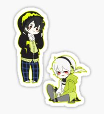 Kagerou Project Konoha Sticker