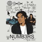 Can't Stop the Numbers by reddesilets