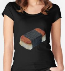 Musubi  Fitted Scoop T-Shirt