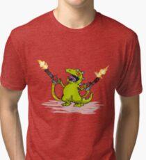 Reptar Tri-blend T-Shirt