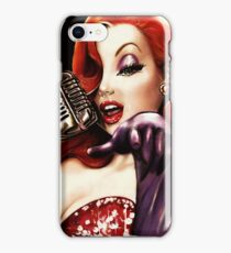 Jessica Rabbit iPhone Case/Skin