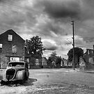 Ghost Town II by G. Brennan