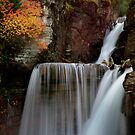 St. Mary's Falls by Russ Underwood
