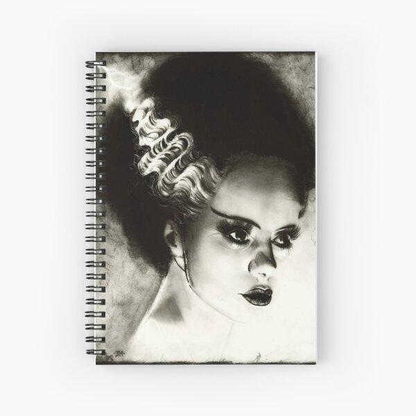 Bride of Frankenstein Spiral Notebook