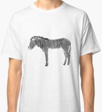 Zebra Stripes Classic T-Shirt
