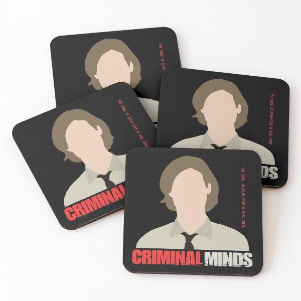 Criminal Minds - Dr. Spencer Reid Coasters (Set of 4)