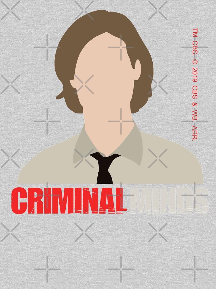 Criminal Minds - Dr. Spencer Reid by ValentinaHramov