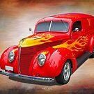 Hot Delivery by Hawley Designs