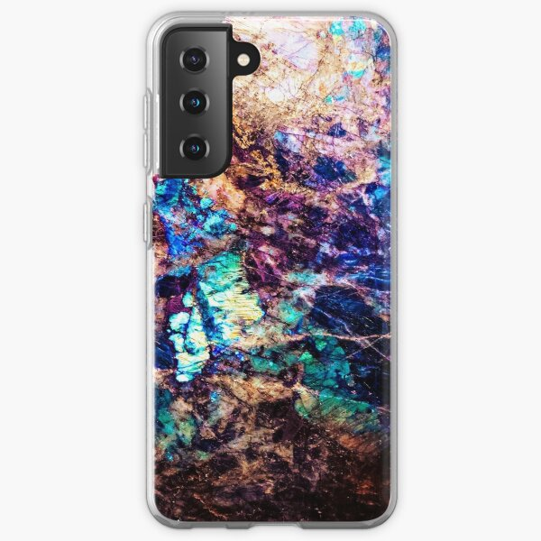 Labradorite. Samsung Galaxy Soft Case