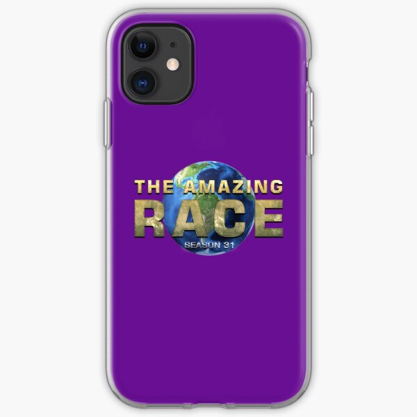The Amazing Race Season 31 iPhone Soft Case