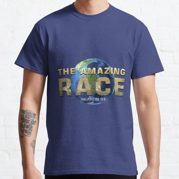 The Amazing Race Season 31 Classic T-Shirt