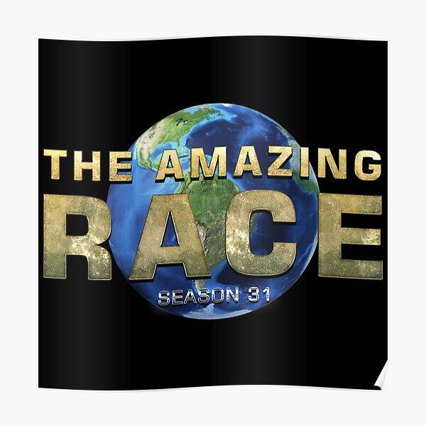 The Amazing Race Season 31 Poster