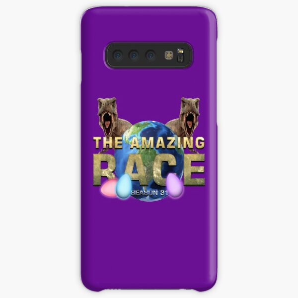 The Amazing Race T-Rex Egg Race Season 31 Samsung Galaxy Snap Case