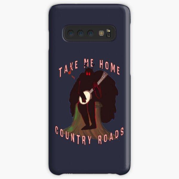 Mothman, Country Roads (but like he has a Banjo) Samsung Galaxy Snap Case