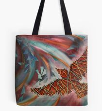 In Flight - bird Inspiration Tote Bag