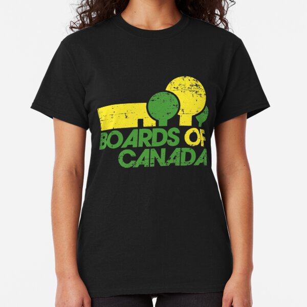 Boards of Canada - Distressed Classic T-Shirt