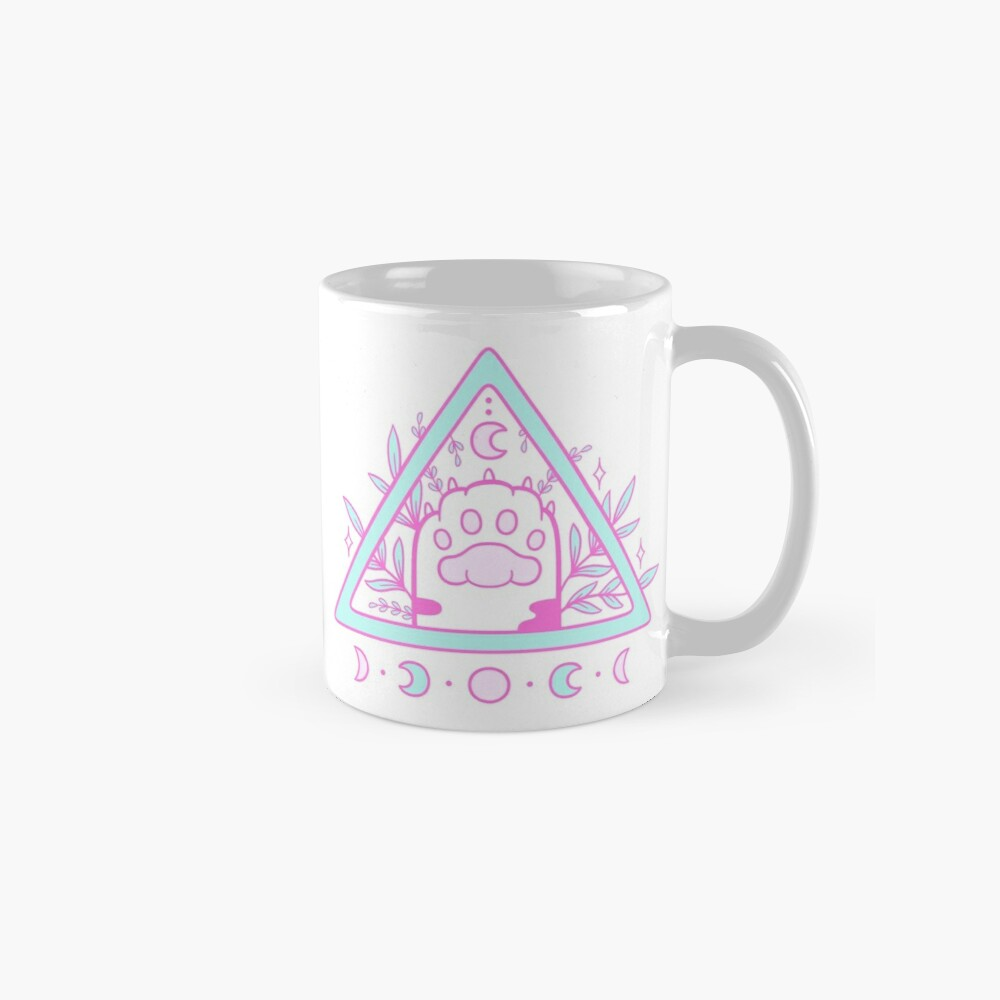 Witchy Cat Paw 02 Tasse