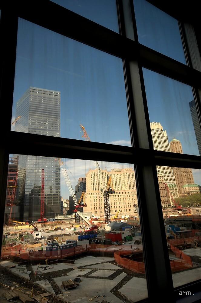 ~Through to Ground Zero-II~ by a~m .