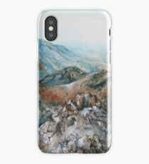 Mt. Toubkal - From Earth to Heaven iPhone Case/Skin