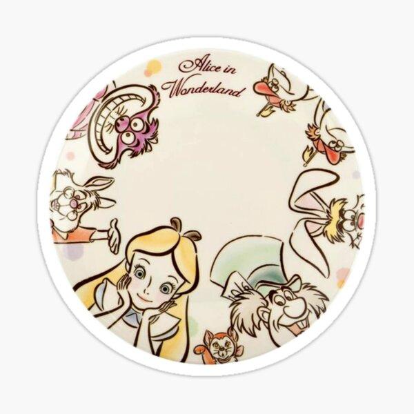 Alice and friends Sticker