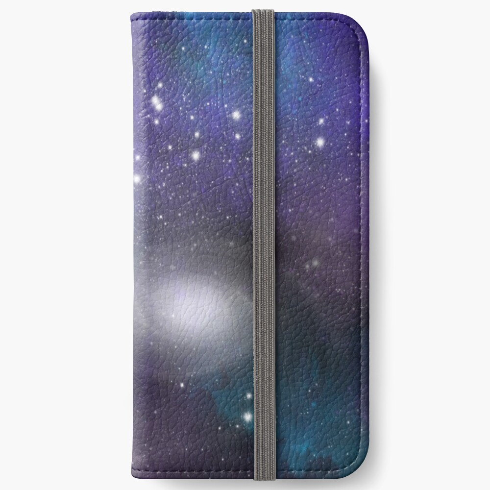 galaktisch iPhone Flip-Case