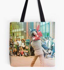 Kidnapping Tote Bag