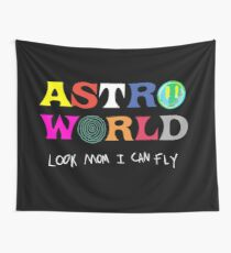 ASTROWORLD look mum I can fly  Tapestry