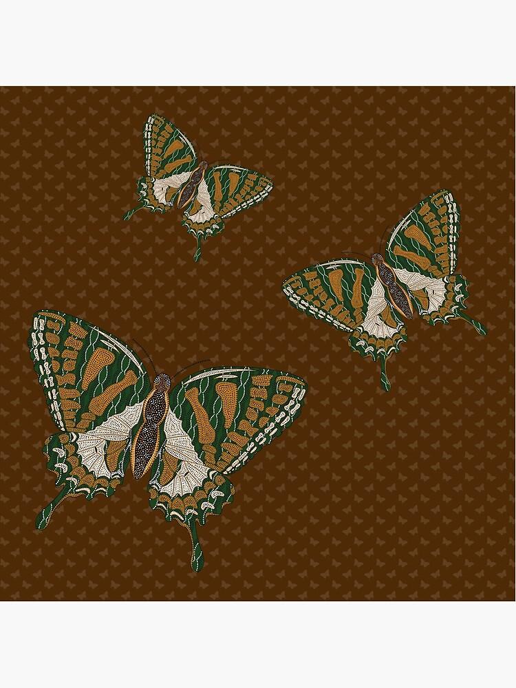 Aboriginal Swallowtail by ValerieDesigns
