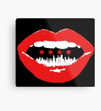 The City Speaks  Metal Print