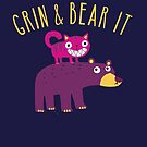 Grin and Bear It by DinoMike