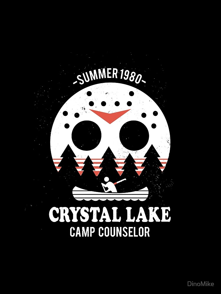 Crystal Lake Camp Counselor by DinoMike