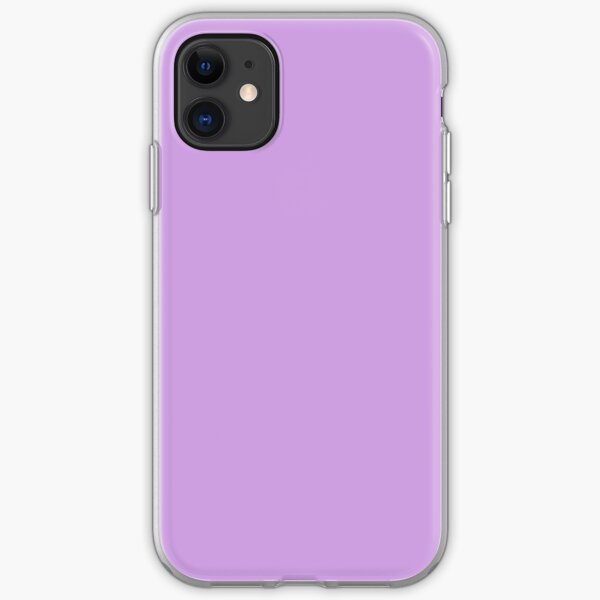 Purple iPhone Soft Case