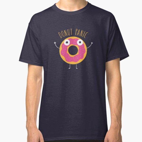 Donut Panic Classic T-Shirt