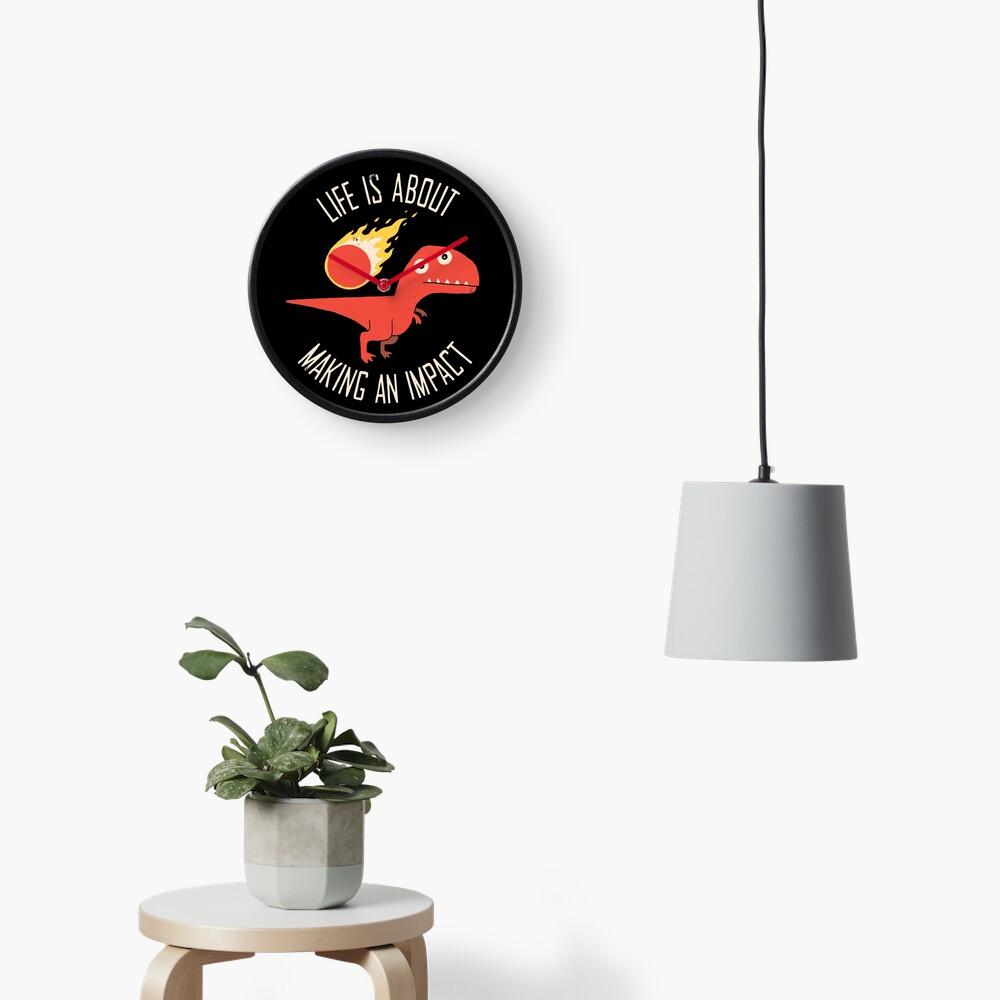 Eine Wirkung erzielen Uhr