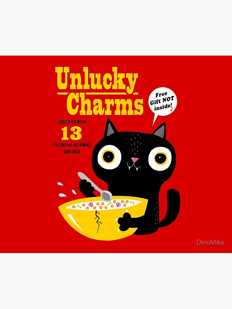 Unlucky Charms by DinoMike