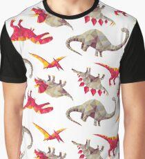 Geo-saurs Graphic T-Shirt