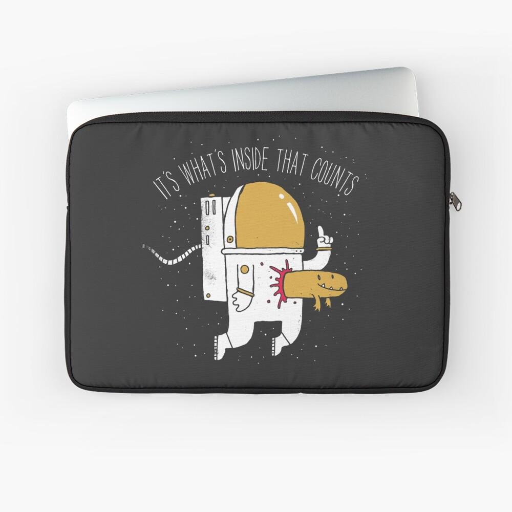 Space Sucks Laptop Sleeve
