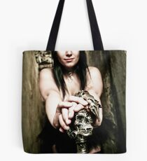 Welcome into my world Tote Bag