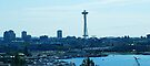 Seattle and Lake Union by Tori Snow
