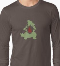 Larvitar Evolution Long Sleeve T-Shirt