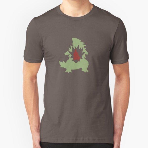Larvitar Evolution Slim Fit T-Shirt