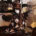 Geisha Series Number 3 by Jeff Burgess