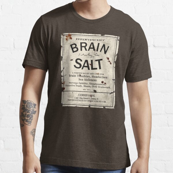 Brain Salt Essential T-Shirt