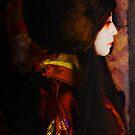 Geisha Series Number 4 by Jeff Burgess