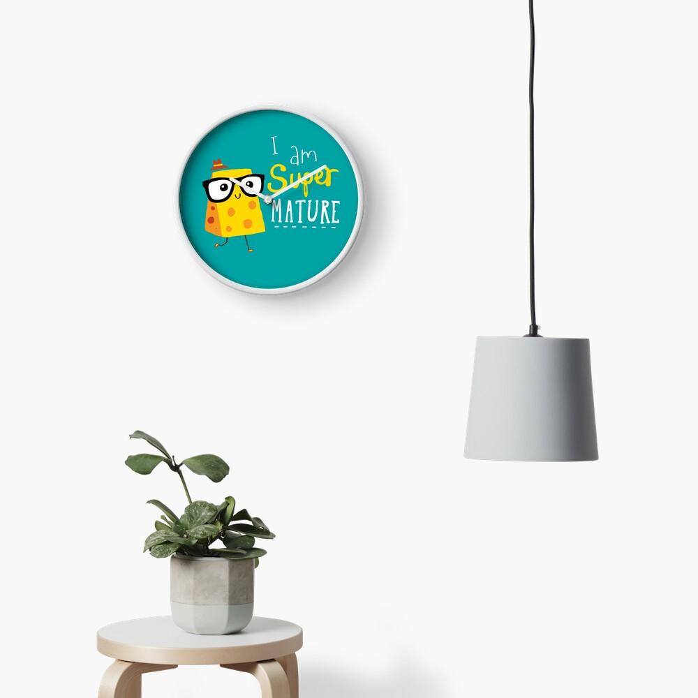 Super Mature Clock